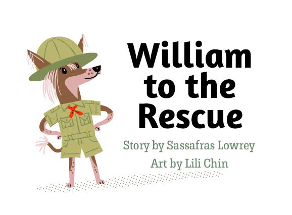 Bedtime Stories For Rescue Dogs | Sassafras Lowrey